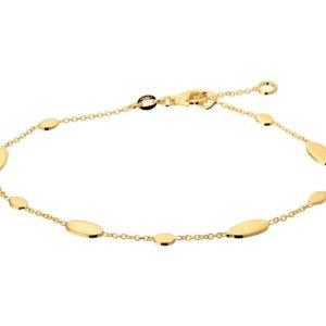 14 krt geelgouden Armband 1