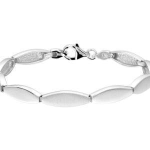Echt zilveren gerhodineerde Armband 6
